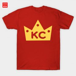 KC Crowned T Shirt Kansas Crown Town Baseball Royals Loyal Fans City Kansas City