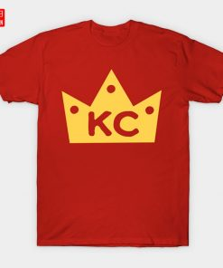 KC Crowned T Shirt Kansas Crown Town Baseball Royals Loyal Fans City Kansas City