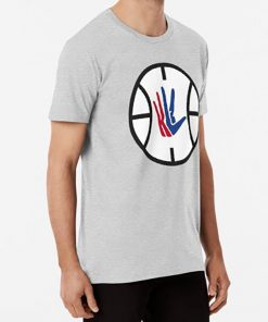 Kawhi Leonard LA Clippers Logo T shirt kawhi kawhi leonard leonard klaw clipper basketball clips la 2