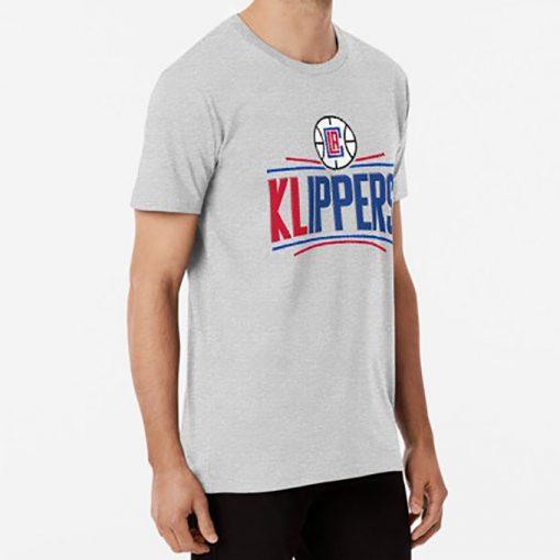 Kawhi Leonard LA Clippers Logo T shirt kawhi kawhi leonard leonard klaw clipper basketball clips la 8