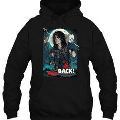 Latest Fashion Alice Cooper He Back Horror Friday the 13th Black S XXL Streetwear Streetwear men