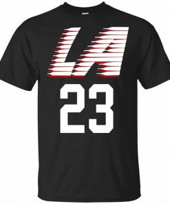 Lou Williams La Clippers City Edition T Shirt 23 Lou Williams Tee Shirt Short Fashion Tee