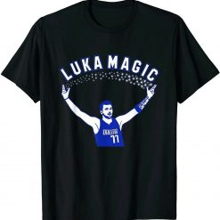 Luka Doncic Luka Magic T Shirt S 3XL 2019 Fashion Man s O Neck Tee