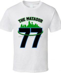 Luka Doncic The Matador T Shirt 1