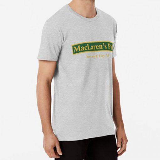 MacLaren s Pub New York How I Met Your Mother T shirt maclarens pub maclarens new 2