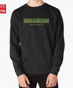 MacLaren s Pub New York How I Met Your Mother hoodies sweatshirts maclarens pub maclarens new 3