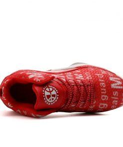 Man High top Jordan Basketball Shoes Men s Cushioning Light Basketball Sneakers Anti skid Breathable Outdoor 11