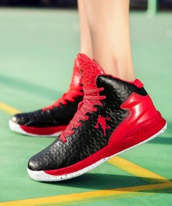 Man High top Jordan Basketball Shoes Men s Cushioning Light Basketball Sneakers Anti skid Breathable Outdoor 3