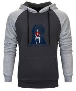 Mans Game Of Thrones Vintage Printing Clothes 2020 Winter Fall Hoodie Streetwear Hooded Hoodies Fashion Sweatshirts