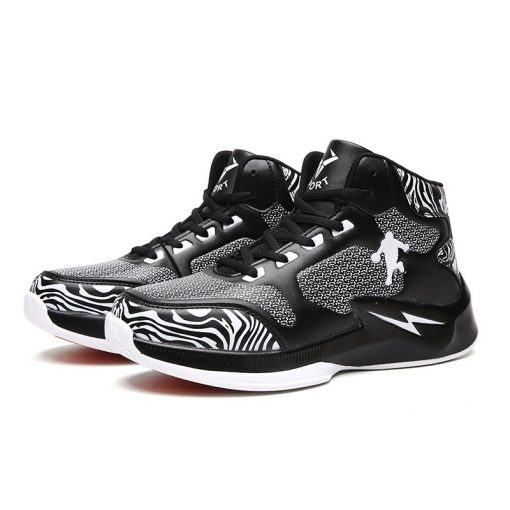 Men Basketball Shoes High Top Comfortable LitheTraining Boots Ankle Boots Outdoor Men Sneakers Athletic Sport Shoes 3