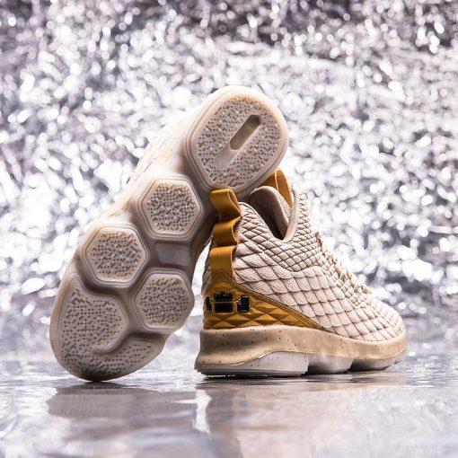 Men Basketball Shoes Sneakers LBJ Basket Trainers Male Ankle Shockproof Couple Elastic Basketball Shoes Zapatillas De 1