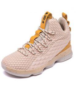 Men Basketball Shoes Sneakers LBJ Basket Trainers Male Ankle Shockproof Couple Elastic Basketball Shoes Zapatillas De