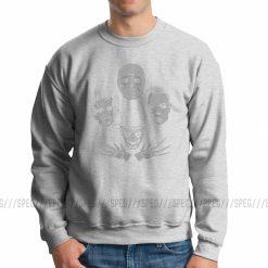Men Horror Rhapsody Michael Myers Friday The 13th Jason Voorhees Sweatshirt Crazy Pullover Cotton Hoodies Autumn 1