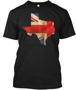 Men T Shirt BRITISH TEXAN Women t shirt