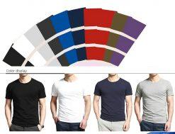 Men Toronto Streetwear Men T Shirt For Hip Hop Raptors Mitchell Ness Black Red Gold Retro 4