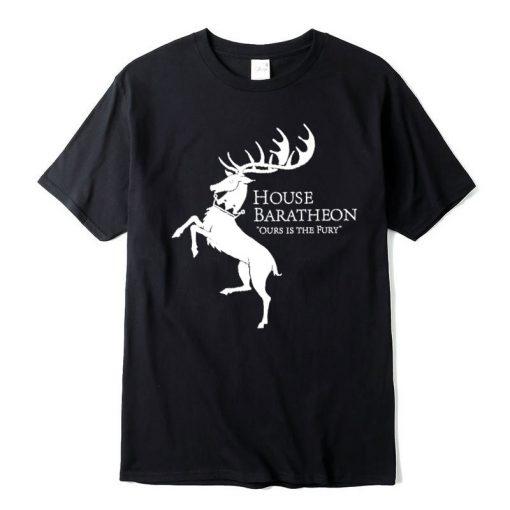 Men new Game of Thrones Men T Shirt100 cotton short Game of Thrones sleeve Men T