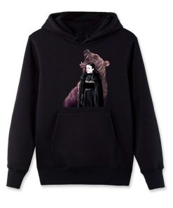 Men s Hoodies Game Of Thrones Lady Mormont Badass The North Remembers Artwork Awesome Zipper Fleece 1 1