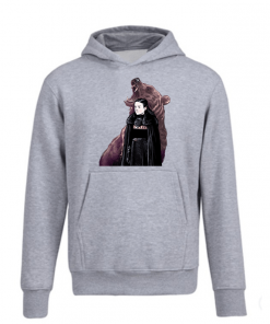 Men s Hoodies Game Of Thrones Lady Mormont Badass The North Remembers Artwork Awesome Zipper Fleece 2
