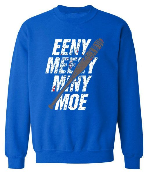Men s Hoodies Print EENY MEENY MINY MOE Casual 2019 New Arrival Spring Sweatshirt For Men 2