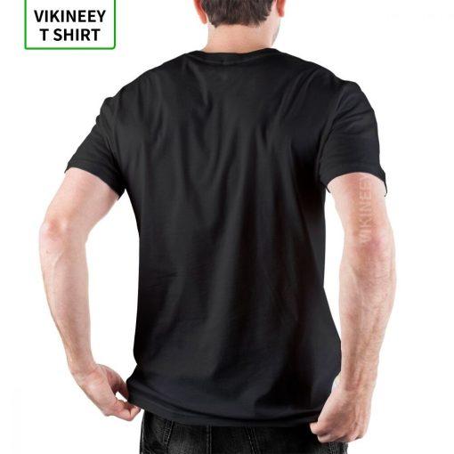 Men s T Shirts Freddy Vs Jason Funny Cotton Tees Customize Horror Movie Halloween Scary Friday 1