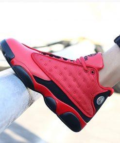Mens Basketball Shoes 2019 New Arrival Man Breathable Basketball Non slip Professional Sneakers Jordan Shoes Zapatillas 3