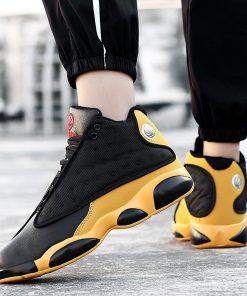 Mens Basketball Shoes 2019 New Arrival Man Breathable Basketball Non slip Professional Sneakers Jordan Shoes Zapatillas 4
