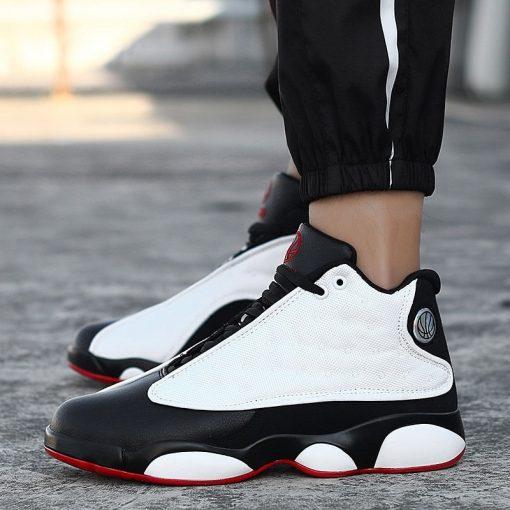 Mens Basketball Shoes 2019 New Arrival Man Breathable Basketball Non slip Professional Sneakers Jordan Shoes Zapatillas 5
