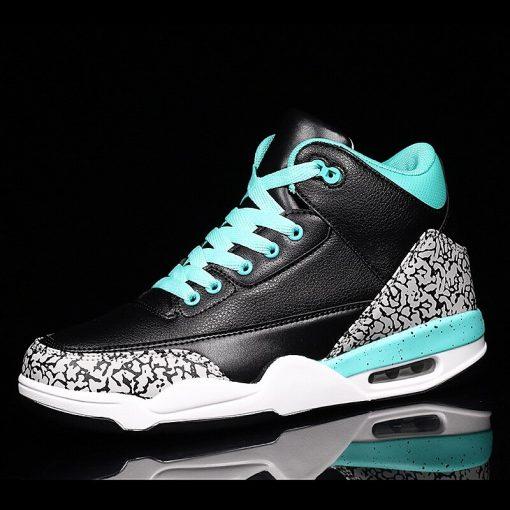 Mens Basketball Shoes High Quality Jordan Shoes Zapatillas Basquetball Hombre Air Cushioning Basketball Sneakers Men Retro 3