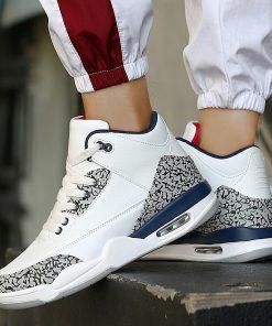 Mens Basketball Shoes High Quality Jordan Shoes Zapatillas Basquetball Hombre Air Cushioning Basketball Sneakers Men Retro 4