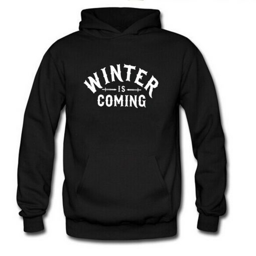 Mens Hoodie Game of Thrones WINTER IS COMING Hoodies Men Fleece Long Sleeve Sweatshirt Pullover Fashion 1