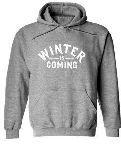 Mens Hoodie Game of Thrones WINTER IS COMING Hoodies Men Fleece Long Sleeve Sweatshirt Pullover Fashion 2