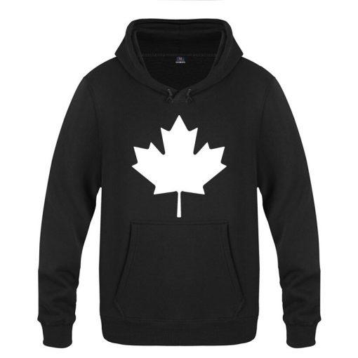 Mens Hoodies Canada or Toronto Maple Leaf Printed Hoodie Men Fleece Long Sleeve Man s Sweatshirt 1