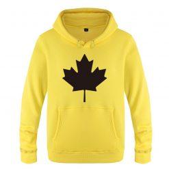 Mens Hoodies Canada or Toronto Maple Leaf Printed Hoodie Men Fleece Long Sleeve Man s Sweatshirt 2