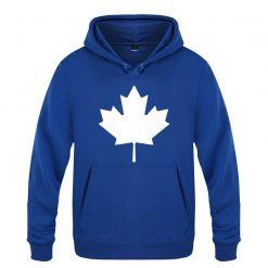 Mens Hoodies Canada or Toronto Maple Leaf Printed Hoodie Men Fleece Long Sleeve Man s Sweatshirt 3