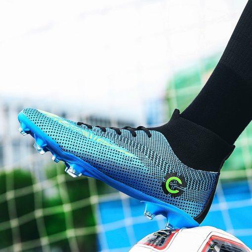 Mens soccer shoes Superfly 7 Elite SE FG CR7 Kids Big Boy soccer cleats Ronaldo football 1