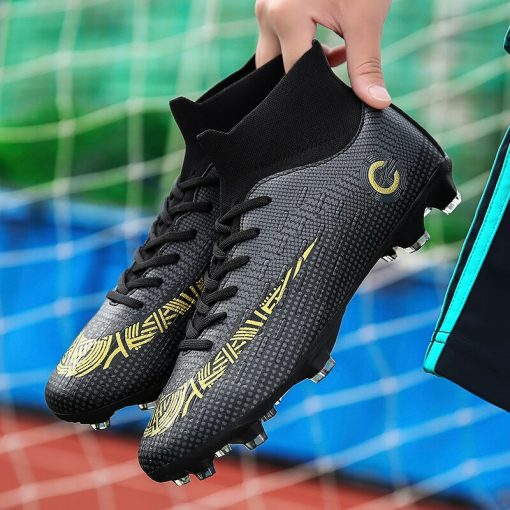Mens soccer shoes Superfly 7 Elite SE FG CR7 Kids Big Boy soccer cleats Ronaldo football 4