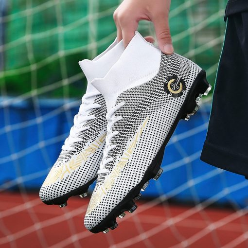 Mens soccer shoes Superfly 7 Elite SE FG CR7 Kids Big Boy soccer cleats Ronaldo football
