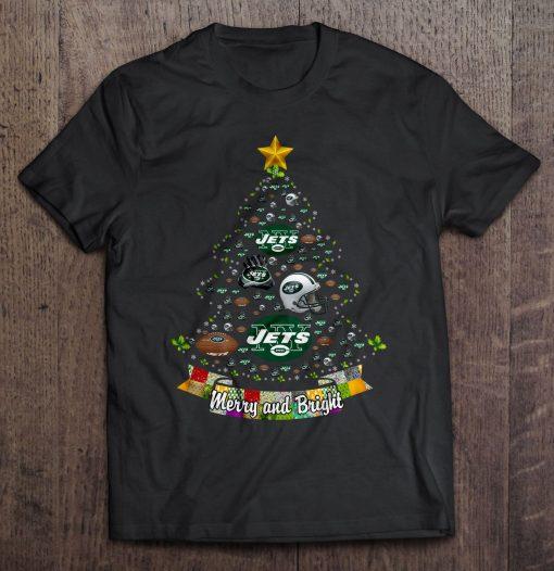 Merry And Bright New Streetwear Harajuku York 100 Cotton Men S Tshirt Jets Christmas Tree Tshirts
