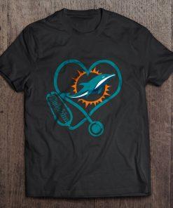 Miami Streetwear Harajuku 100 Cotton Men S Tshirt Dolphins Stethoscope Tshirts
