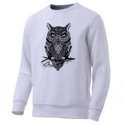 Movie Game Of Thrones Animal Owl Men Hoodie Hot Men S Hoodies Hip Hop Sweatshirts 2020 1