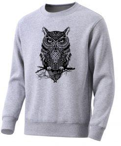 Movie Game Of Thrones Animal Owl Men Hoodie Hot Men S Hoodies Hip Hop Sweatshirts 2020 2