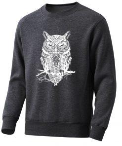 Movie Game Of Thrones Animal Owl Men Hoodie Hot Men S Hoodies Hip Hop Sweatshirts 2020 3