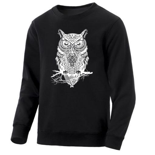 Movie Game Of Thrones Animal Owl Men Hoodie Hot Men S Hoodies Hip Hop Sweatshirts 2020