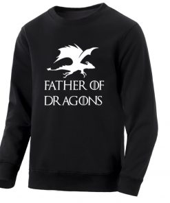 Movie Game Of Thrones Men Hoodies Sweatshirts Dragons Mens Sweatshirt Spring Hot Casual Fleece Pullover Male 1