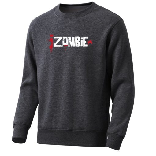 Movie The Walking Dead Men Hoodie 2020 Spring Bloody Terror Hoodies Sweatshirt Mens Hooded Fashion High 1