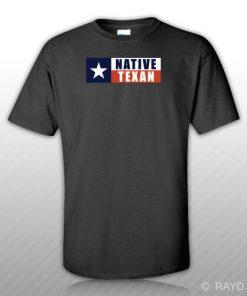 Native Texan T Shirt Tee Shirt Free Sticker texas secede secession TX