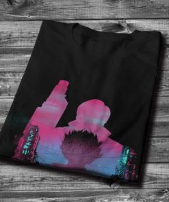 Neo Tokyo Awesome Guys T Shirt Man New Akira The Capsule T Shirt Japan Anime Star 1