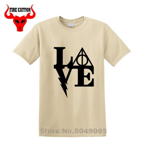 Nerd movie magic wizard t shirt vintage geek harry Love T shirt boy stranger thing tshirt 4