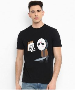 New Arrival friday the 13th day before tee t shirts gents XXXL 4Xl 5XL famous pattern 1