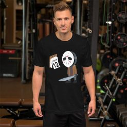 New Arrival friday the 13th day before tee t shirts gents XXXL 4Xl 5XL famous pattern 2